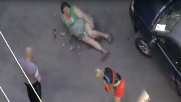 Депутат збив жінку