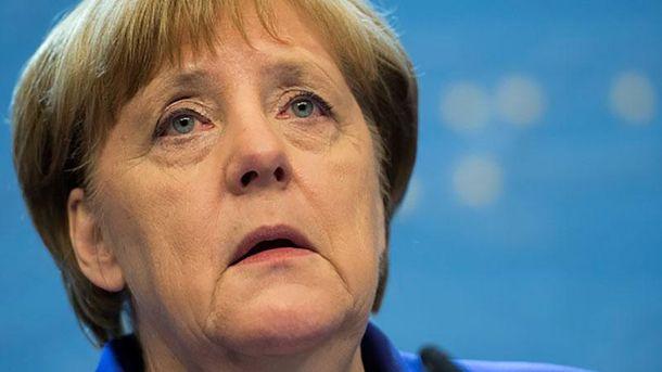 Канцлер Німеччини Ангела Меркель
