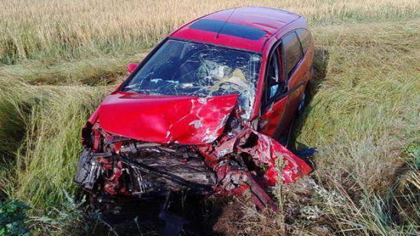 Страшна аварія на Херсонщині