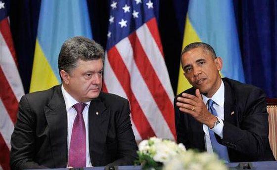 Порошенко зустрінеться з Обамою в США