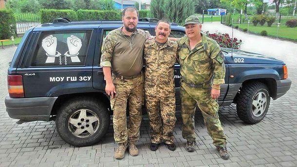 Освобождение Кучевского