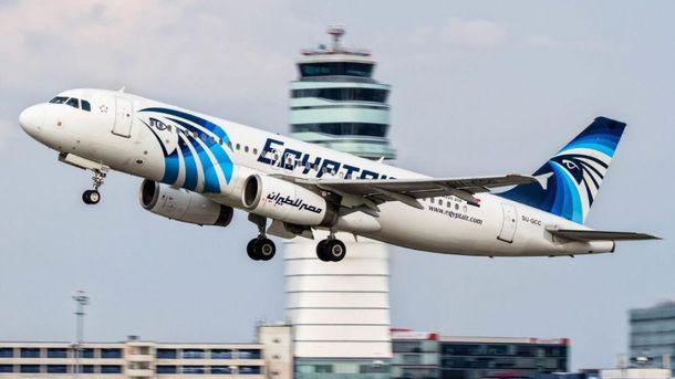 Літак раптово зник з радарів над Середземним морем
