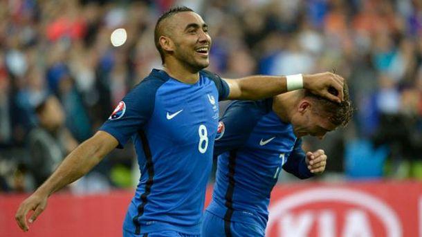 Французы феерично обыграли исландцев