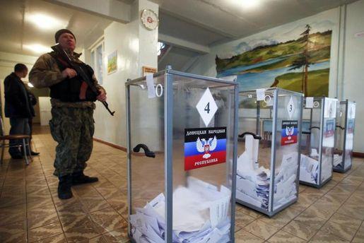 Осенью могут провести выборы на оккупированных территориях