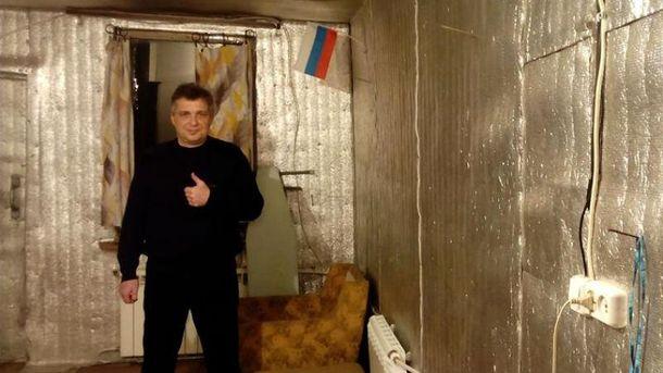 Затриманий проросійський журналіст Андрій Бородавка