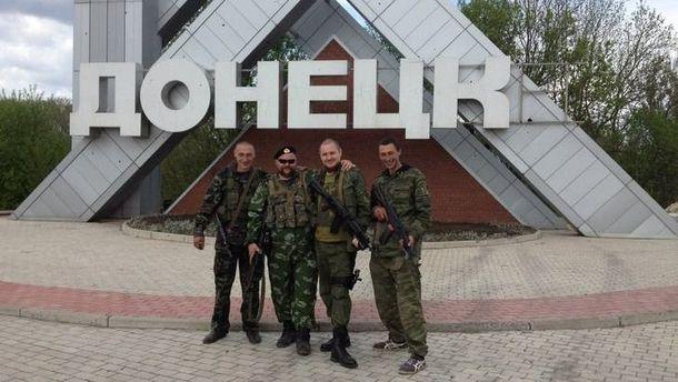 Терористи окупували Донецьк
