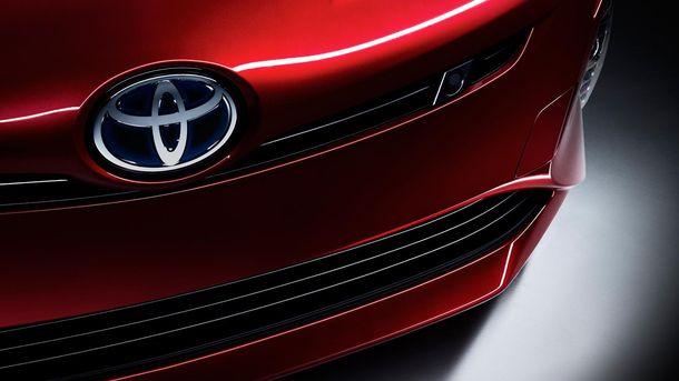 Автомобилей марки Toyota больше всего продали в Украине в 2016 году