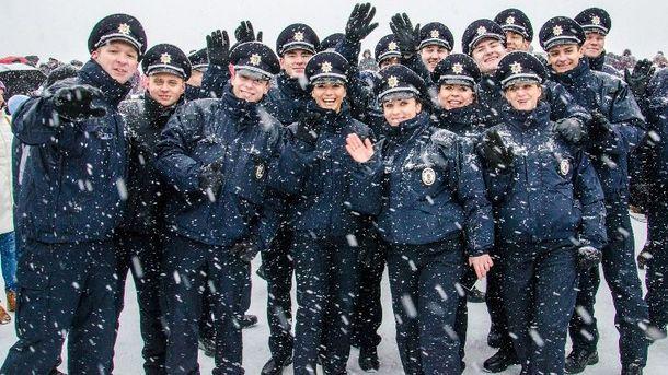 Днепропетровские полицейские