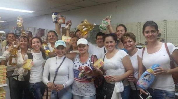 Жінки у магазині