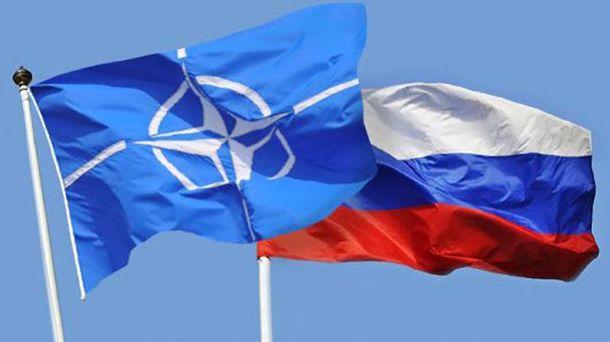 НАТО – Россия