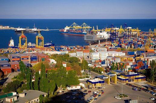 Іллічівський порт