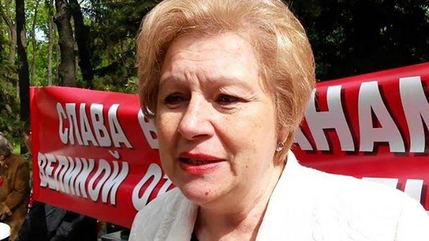 Алла Александровская