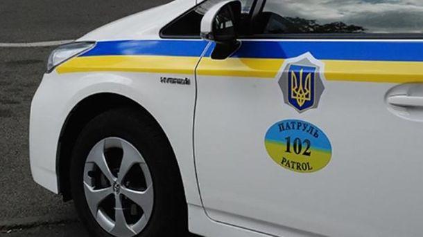 У одного из патрульных Днипра обнаружили 4 свертка с неизвестным порошком