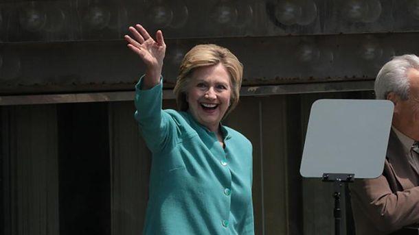 Хілларі Клінтон тепер може тішитись