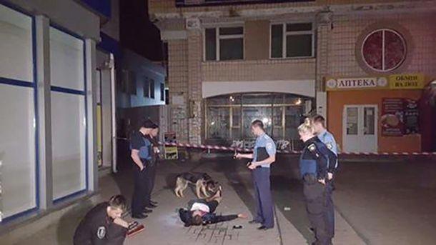 В Киеве зарезали мужчину