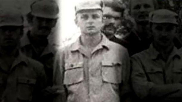 Экс-полковник Службы внешней разведки России Александр Потеев.