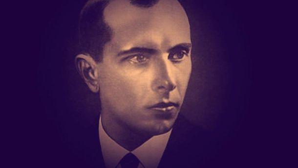 Проводник ОУН Степан Бандера