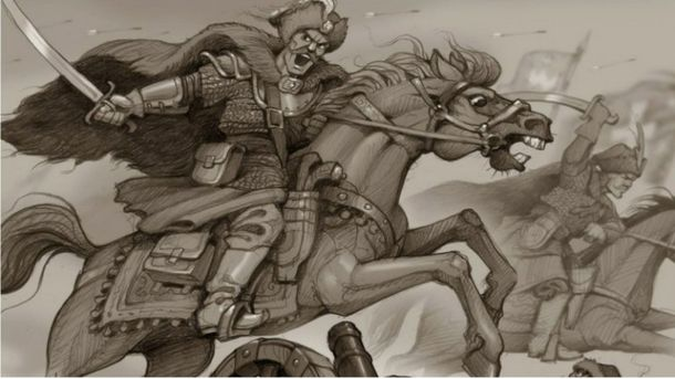 Иллюстрация Юрия Журавеля