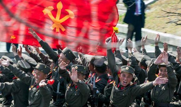 Парад у Північній Кореї