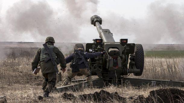 Бойовики продовжують гатити по українських позиціях (ілюстрація)