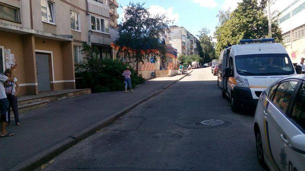 Дитину викрали просто серед вулиці