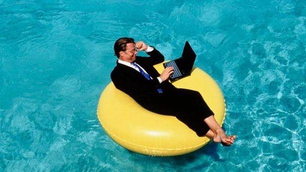 Офісні працівники готові зекономити на відпочинку