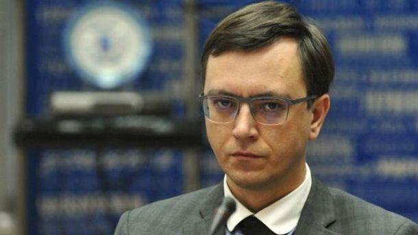 Україна хоче відповісти дзеркальними обмеженнями