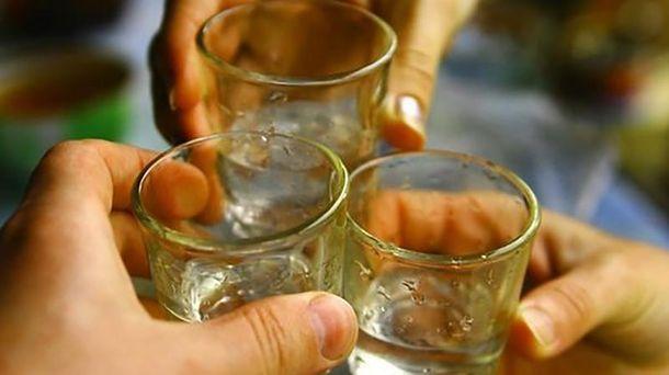 Алкоголю в армії не місце!