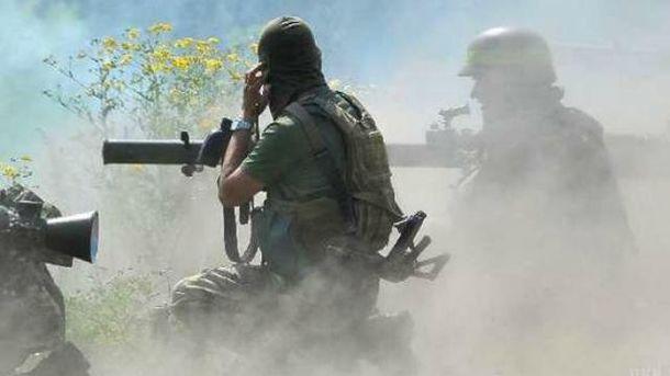 Силы АТО взяли в плен террористов