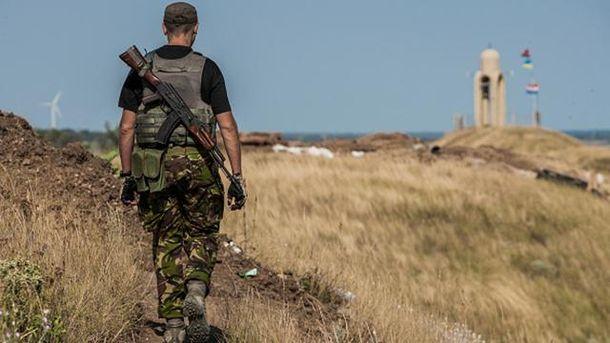 Українські військові готові до атак