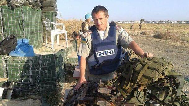 Український миротворець