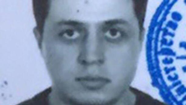 Подозреваемый в убийстве в Харькове