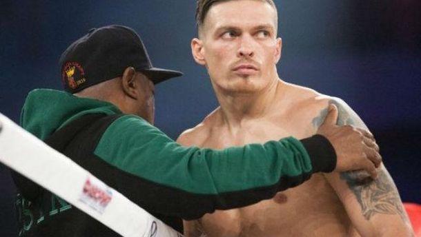 Українець випав з топ-15 кращих боксерів IBF