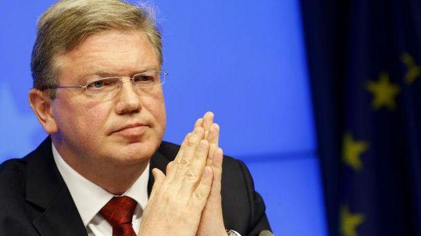 Дебати з цього питання в Брюсселі не пов'язані з Україною