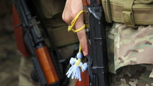 Четверо українських бійців були поранені