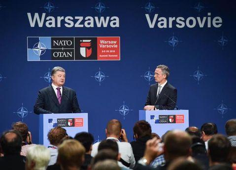 Украина не отвечает главному условию Альянса