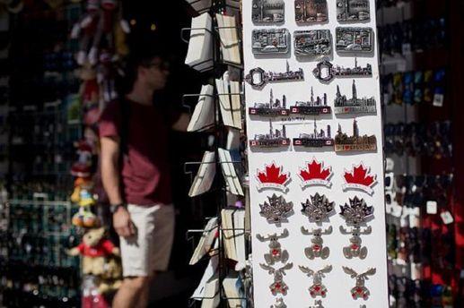 Торгівля у Канаді