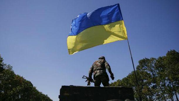 Українські військові зазнали втрат в зоні АТО