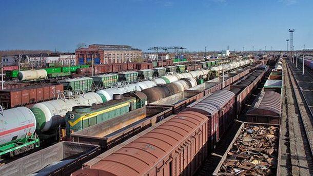 Украинские вагоны