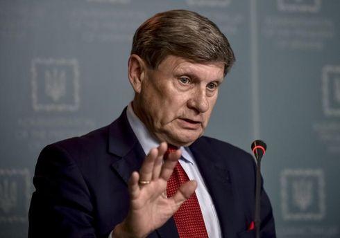 Представитель Президента Украины Петра Порошенко в Кабмине Лешек Бальцерович