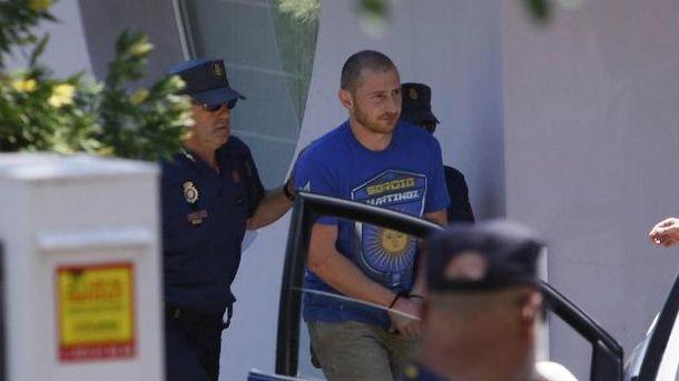 Як іспанська поліція затримувала сина Черновецького