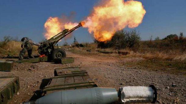 152-мм артилерія