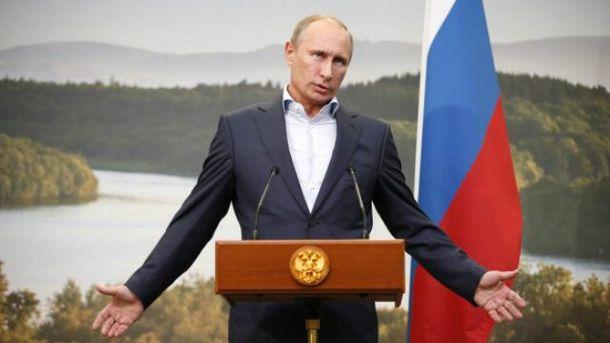Агресія Путіна не залишиться без відповіді