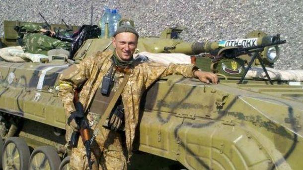 Іван Ступак загинув у січні 2015 від кулі снайпера