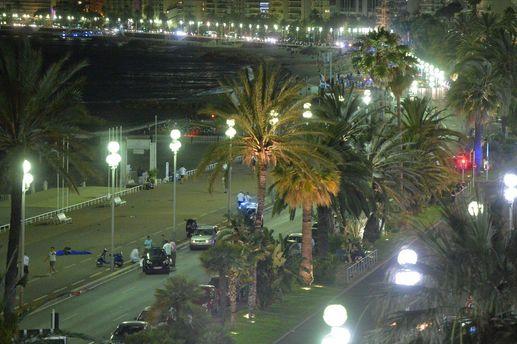 Террористический акт в Ницце