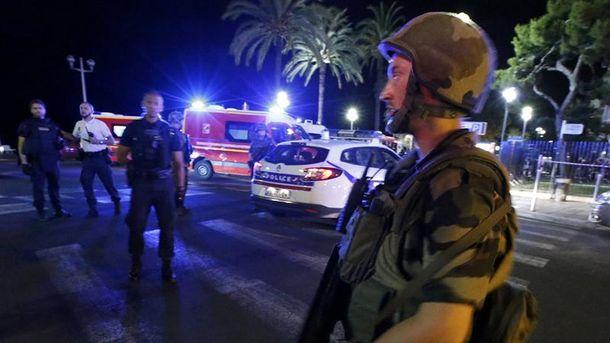 Терак у Ніцці