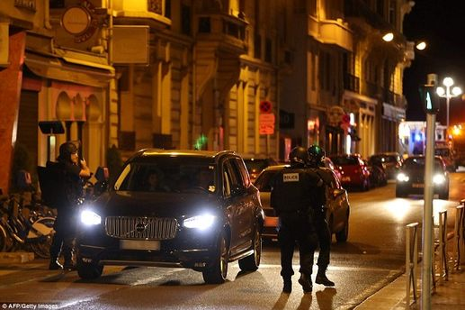 Очередной кровавый теракт во Франции