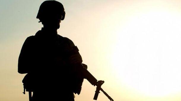 На Донбасі загинув ще один військовослужбовець