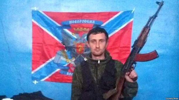 Боевик из Беларуси под кличкой