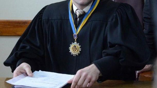 Украинские судьи